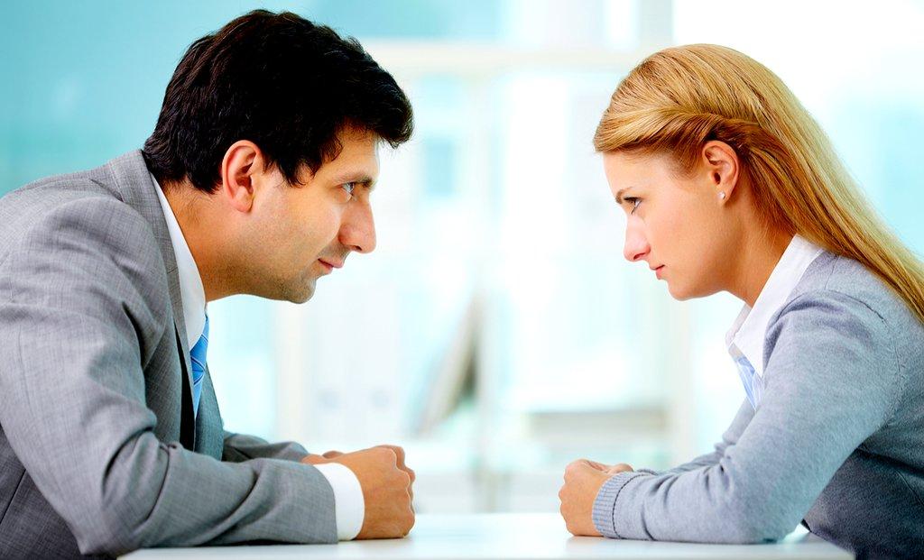 Конфликт между заемщиком и должником