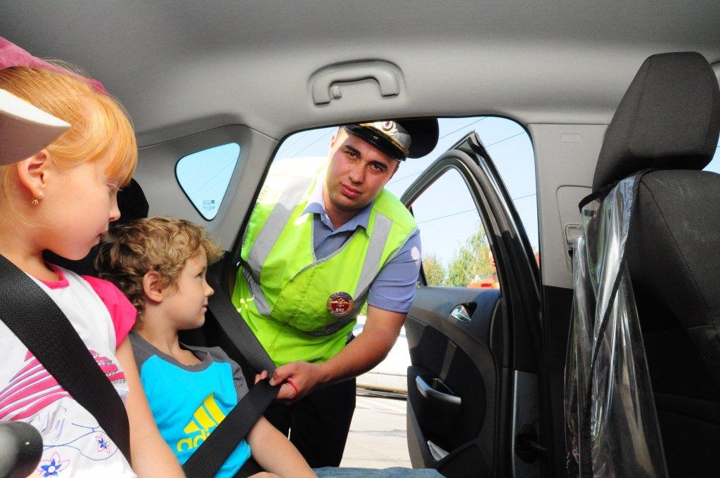 Ошибки при перевозке детей