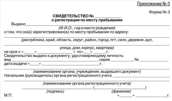 Временная регистрация в москве по определенному адресу медицинская книжка на м курской