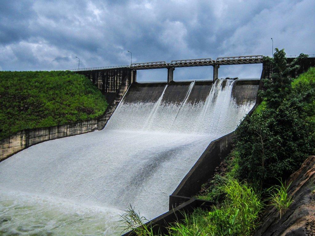 Объект гидроэнергетики