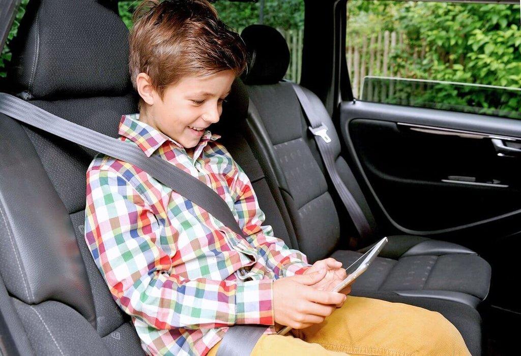 Перевозка детей старше 12 лет