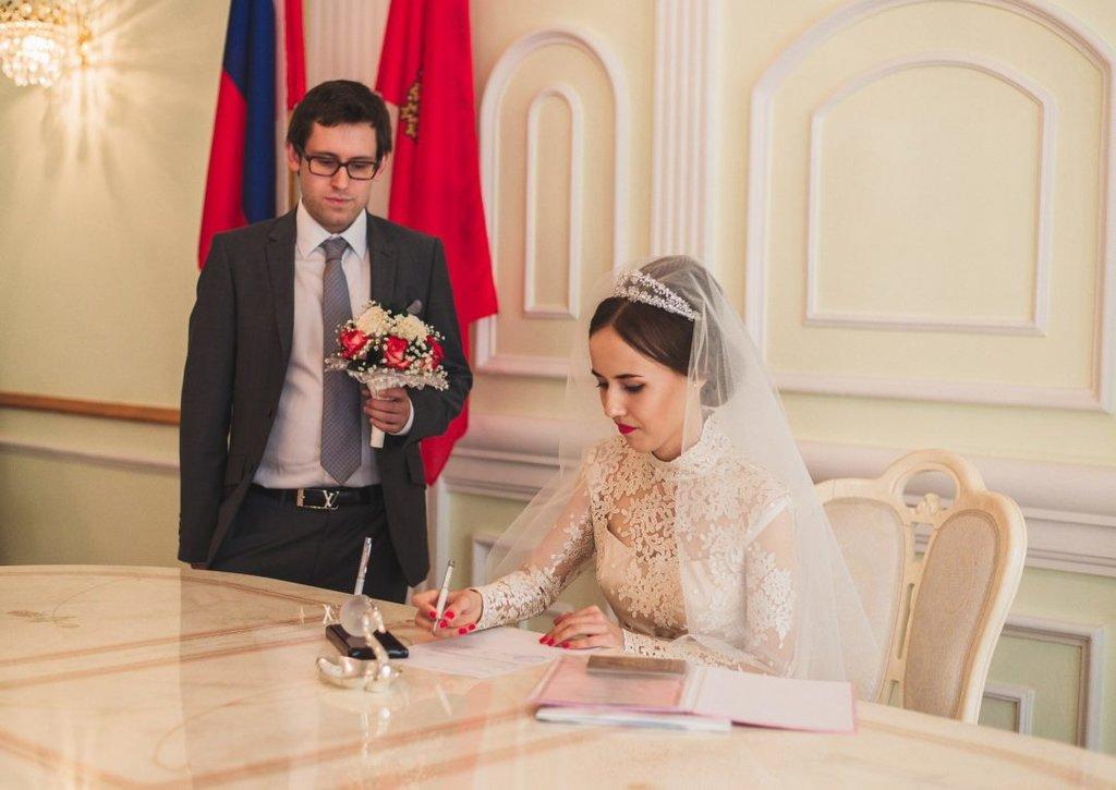 Вступление в брачные отношения