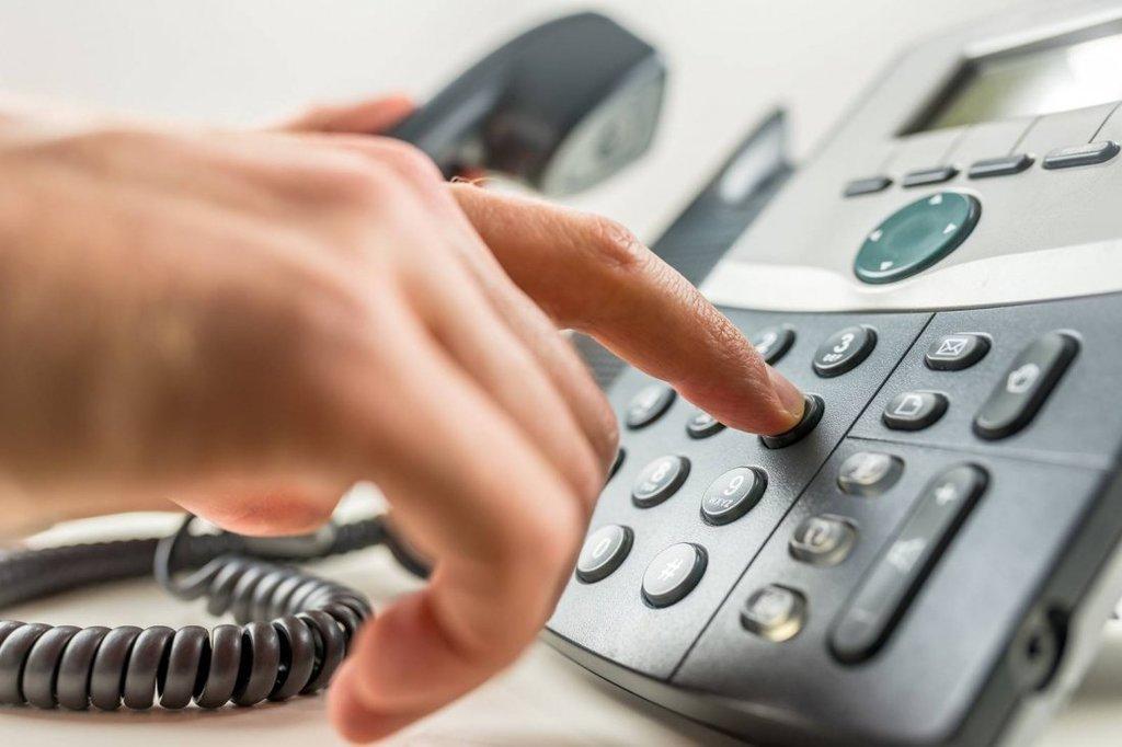 Абонент звонит с жалобой в стороннюю организацию