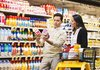 Изучение качества состава продукта в магазине
