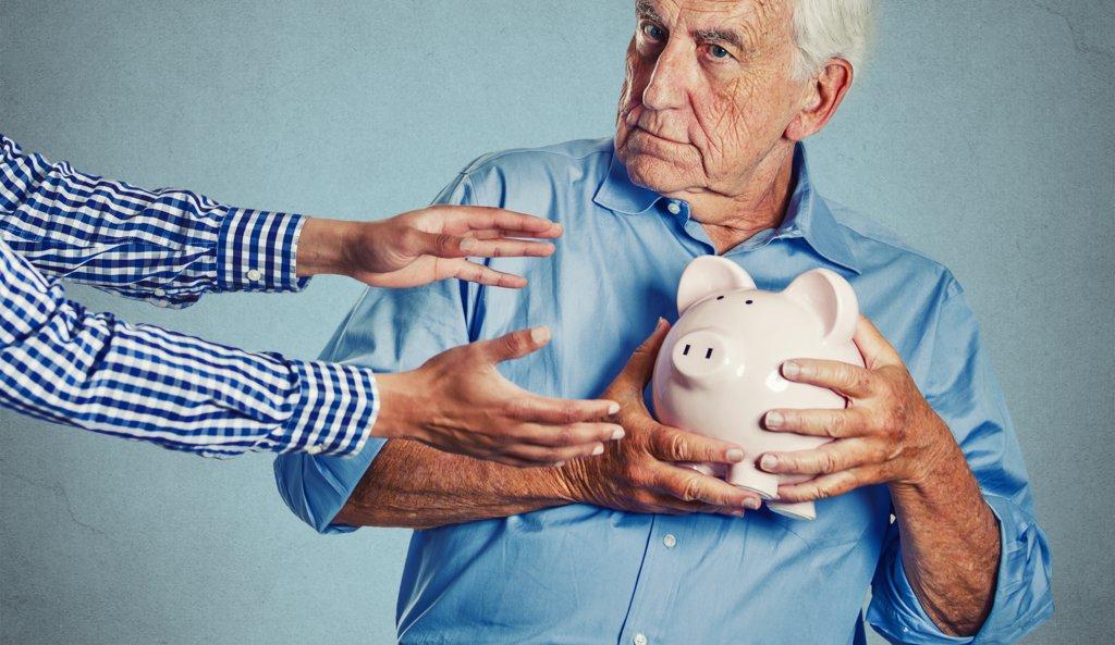 Потребитель защищает свои средства