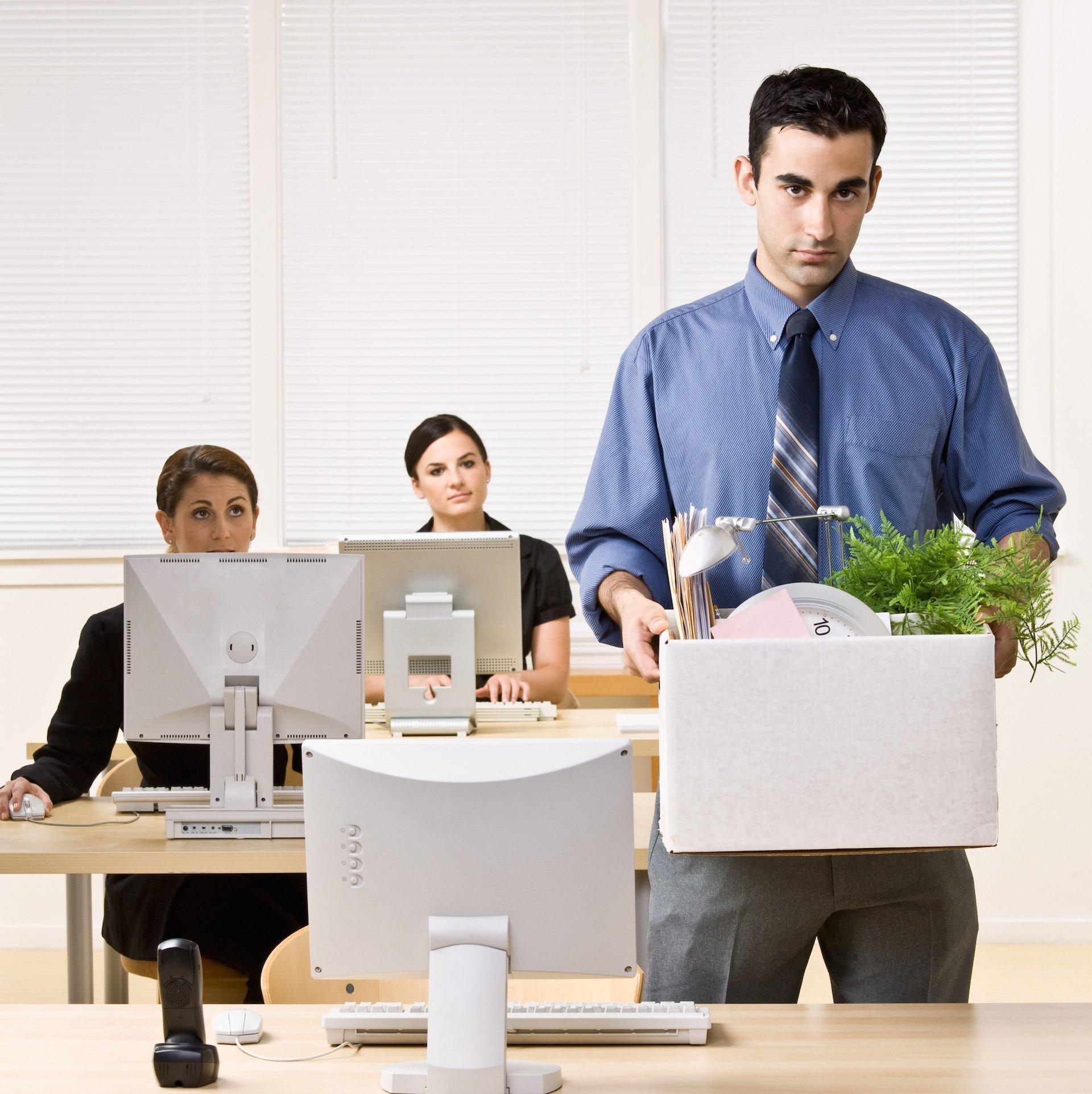 Увольнение по статье за невыполнение должностных обязанностей