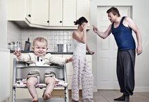 Семейный конфликт по поводу отцовства