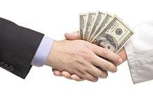 Расписка в получении денежных средств: правила составления, образец