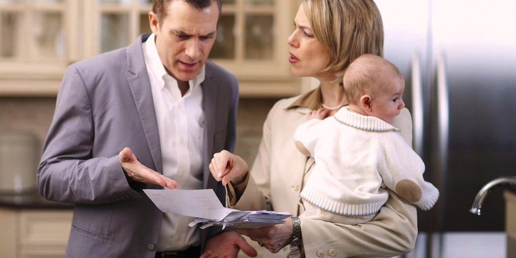 Конфликт по поводу отцовства